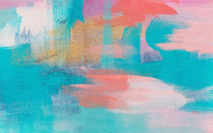 Painted Artwork Desktop Wallpaper/Screensaver // Desktop