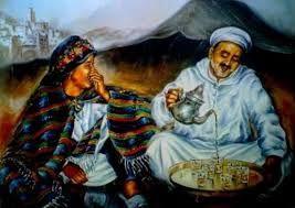 Afbeeldingsresultaat voor marokkaanse kunst
