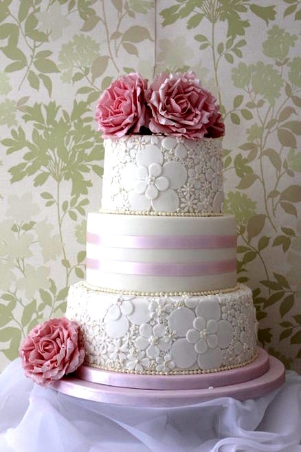 six tier wedding cakes pictures i d like the whole cake done like the and the third 20158