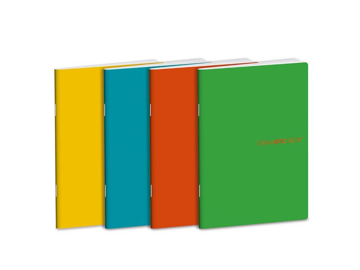 Pack 4 notebooks