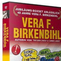 Vera F. Birkenbihl Box, 8 DVDs DVD bei Weltbild.de bestellen