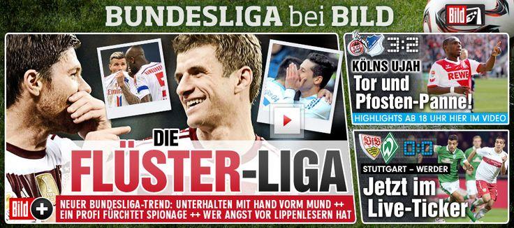 http://www.bild.de/bild-plus/sport/fussball/1-bundesliga/die-fluester-liga-40507032,var=a,view=conversionToLogin.bild.html http://www.bild.de/bundesliga/1-liga/saison-2014-2015/spielbericht-1-fc-koeln-gegen-1899-hoffenheim-am-28-Spieltag-36650136.bild.html http://www.bild.de/bundesliga/1-liga/saison-2014-2015/vfb-stuttgart-gegen-sv-werder-bremen-am-28-Spieltag-36650204.bild.html