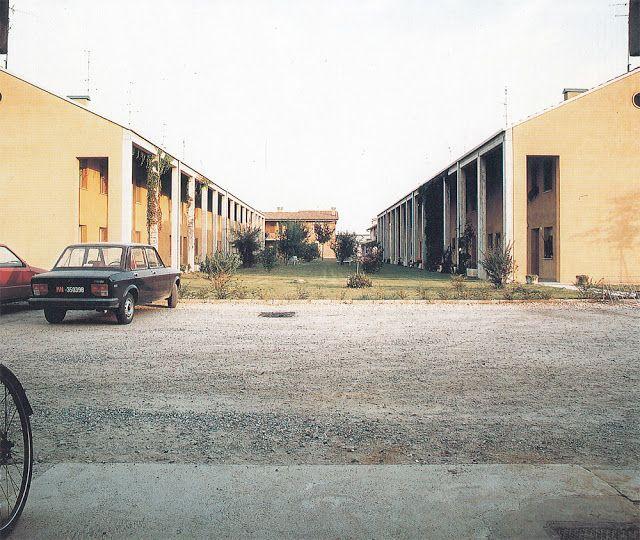 Aldo Rossi by Luigi Ghirri