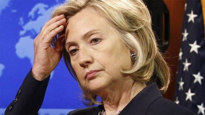 Hackers Get Into Clinton Foundation, Find Hillary Stealing Millions