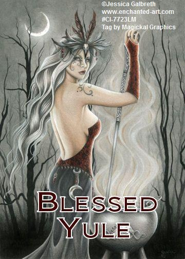 Blessed Yule | Wheel of the Year | Pinterest