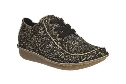 womens casual shoes  funny dream in black/white from