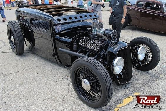 A Lowrider We Love: Ricky Bobby's '29 Ford Model A - Rod Authority