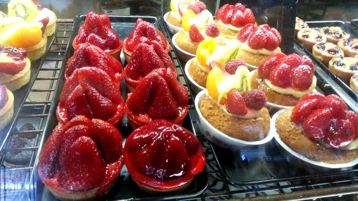 Check out Guest Blogger Brian's review on Toowong French Patisserie here:  http://www.outback-revue.com/toowong-french-patisserie/