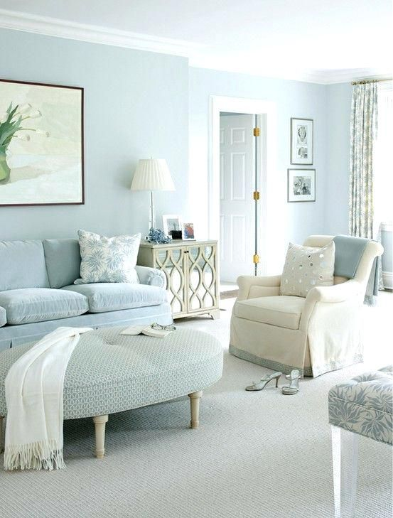New Light Blue Living Room For Best Light Blue Rooms Ideas On Light Blue Walls Light Blue Paint Colo Light Blue Living Room Blue Living Room Monochromatic Room