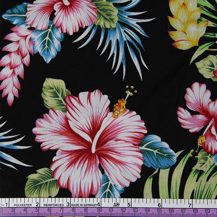 43251 50*147CM 100% cotton Flower fabric for Tissue Kids Bedding textile for Sewing Tilda Doll, DIY handmade materials