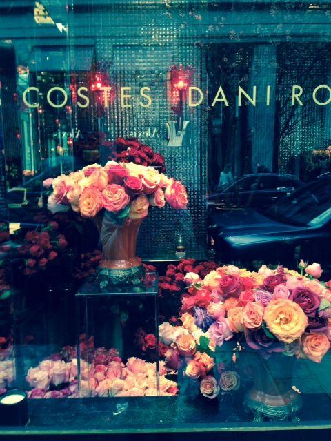 #ShopWindow #flowersExplosion
