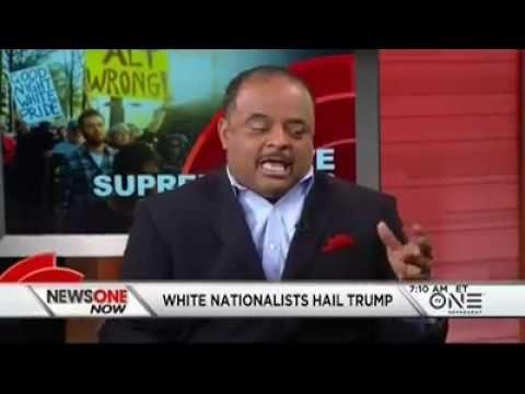 Roland Martin Debate Vs. White Nationalist Richard Spencer Is Must See TV!