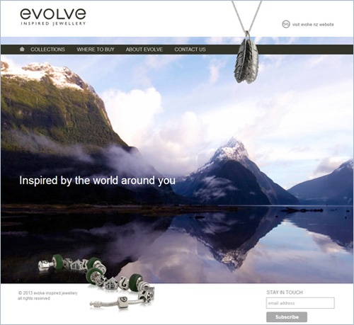 Evolve Jewellery New Zealand   http://www.christies.co.nz/charms-beads