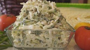 Фото к рецепту: Салат  Пятиминутка .
