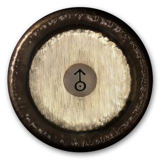 """URANO Dimensioni: 24"""" (61 cm) Frequenza: 207,36 Hz Nota: SOL# Parole chiave: individualismo, originalità, ribellione, elettricità, genio, creatività, rivoluzione, trasmissione, innovazione, essere pieni di risorse"""