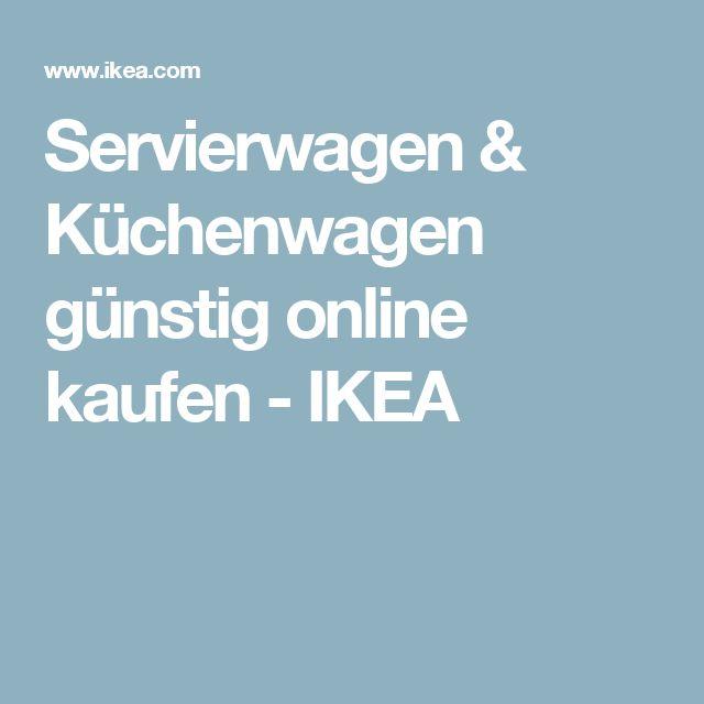 Great Servierwagen u K chenwagen g nstig online kaufen IKEA