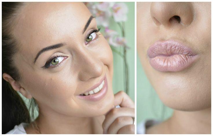 Letní přirozený zlatavý makeup + Jak se nanáší bronzer?
