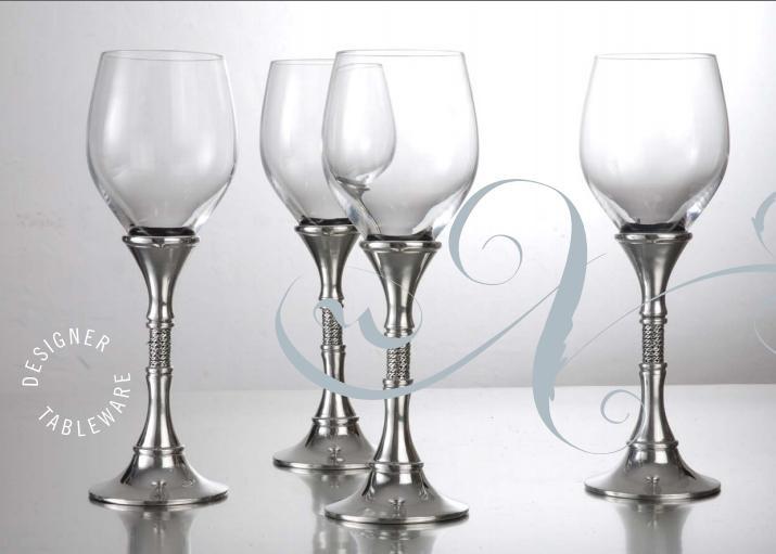 We love the handmade pieces by Diana Carmichael. http://www.dianacarmichael.co.za/default.aspx