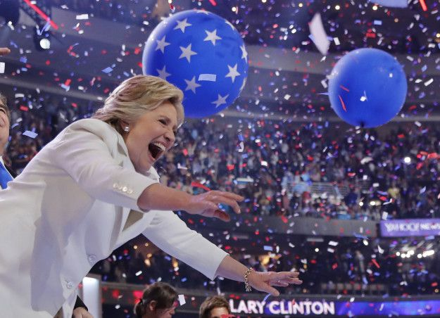 Hillary Clinton To Address Joint Black And Latino Journalist Convention -   .