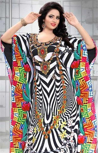 Luxury #kaftan #design digital print #caftan #online for muslimah ladies #digitalprint #caftanonline #longtop #currentmod