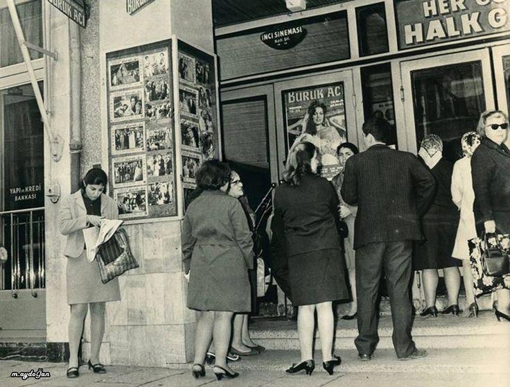 Bakırköy İnci Sineması, 1969