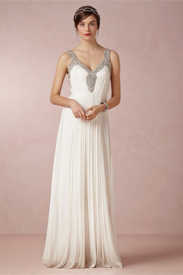 Tia Gown from BHLDN