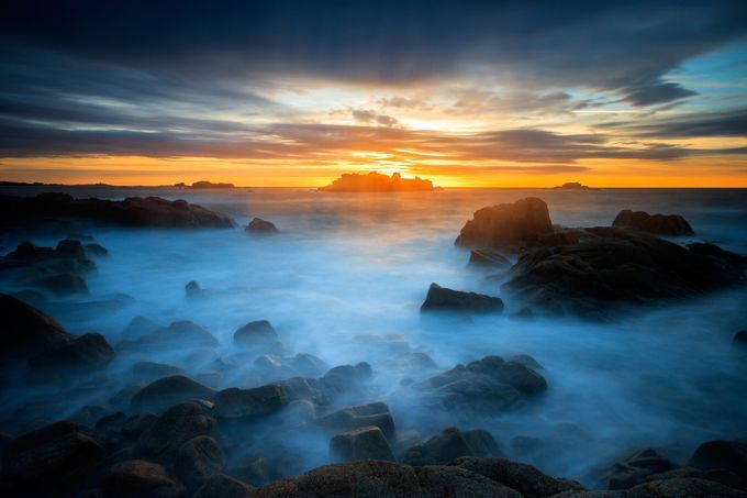 Guernsey Sunset By Chris Smith Creative Landscapes Photo Contest Landscape Photos Creative Landscape Landscape Photography
