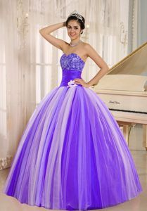 Sweet 16 Dresses Purple - Missy Dress