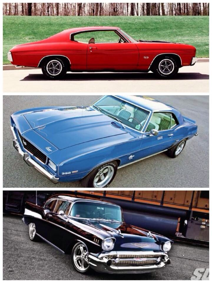 133 best Classic Muscle Cars images on Pinterest | Dream cars ...