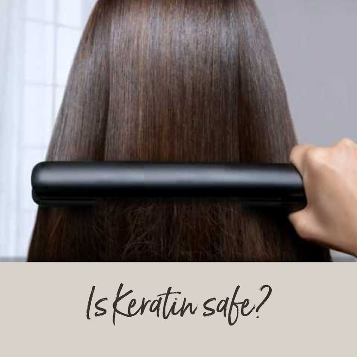 Wondering about an actually efficient hair straightening treatment? Keratin treatments do not chemically alter the makeup of the hair follicles.