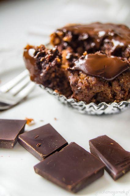 Grochem o Garnek: Najlepsze czekoladowe muffiny