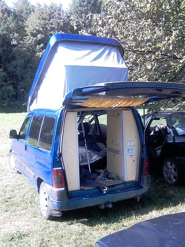 1000 images about 1 kangoo rv on pinterest. Black Bedroom Furniture Sets. Home Design Ideas