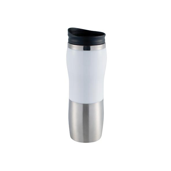 COD.TT011 Jarro Térmico  Metálico y Plástico. Interior de metal y exterior de plástico. Tapa plástica.
