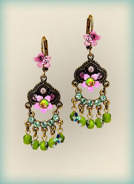 Istanbul Chandelier earrings 2077154599 Orly Zeelon by OrlyZeelon