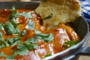 Butter Chicken- en velkjent indisk middagsrett