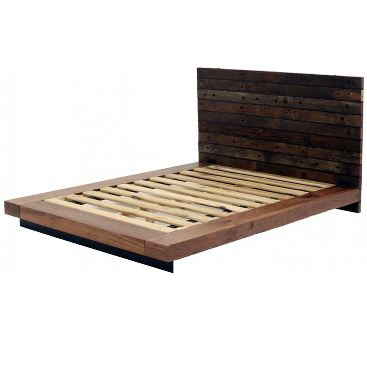 Grant California King Platform Bed
