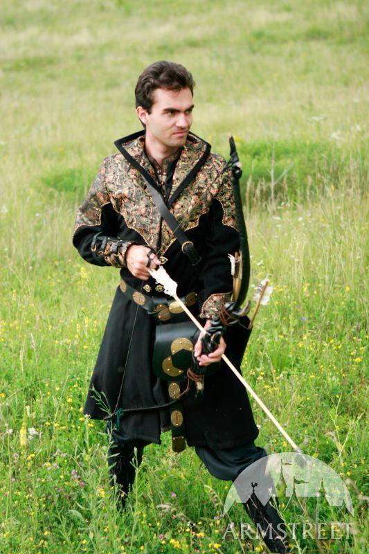 """""""Elven Prince"""" Exclusive Fantasy Overcoat"""