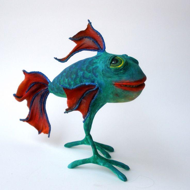 Fish by agalula.deviantart.com on @deviantART