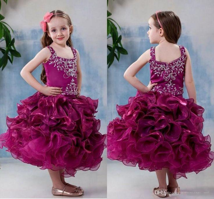 42 best flower girl dresses images on Pinterest | Flower girls ...