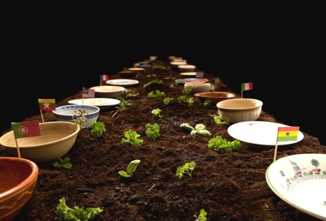 the unearthed popup-Go to a world record-breaking, 193-course meal