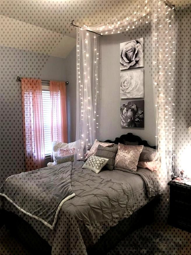 Bedroom Ideas Small Rooms Women Cozy For 59 Bedroom Ideas For Small Rooms Wo House Interior Design Bedroom Interior Design Bedroom Small Diy Pallet Bed