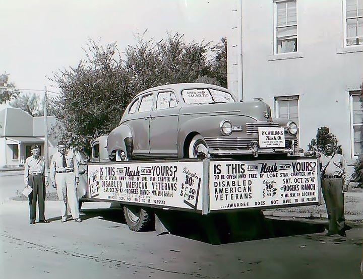 214 Best Vintage Car Dealership Images On Pinterest Bicycle