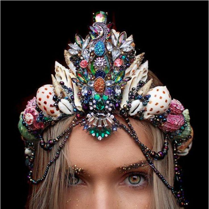 #Headband : troquez les fleurs pour des coquillages ! - Les Éclaireuses