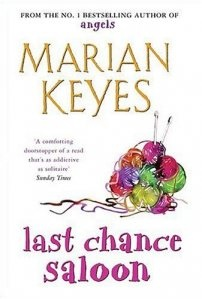 Last Chance Saloon - Marian Keyes... last chance for singles out there =)