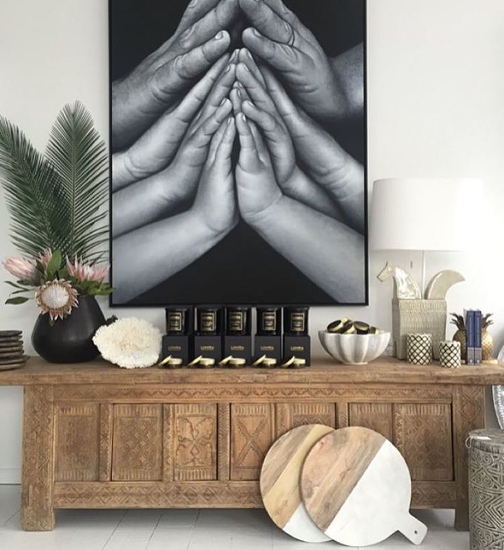 Such a beautiful #artwork by 'Home by Tribal' To be featured in dining room. #tribal #decor