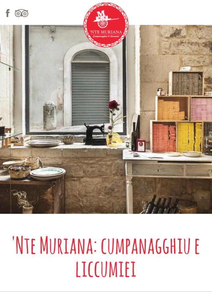 'Nte Muriana bar in Modica, Sicily |  Piazza Corrado Rizzone, 41