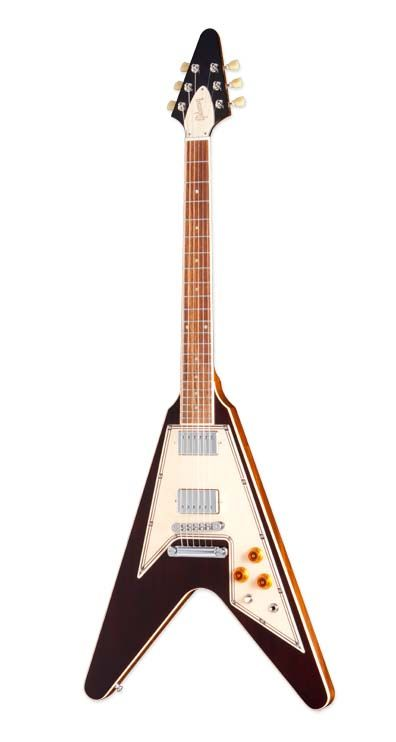 Introducing: Grace Potter's Signature Flying V Gibson Guitar