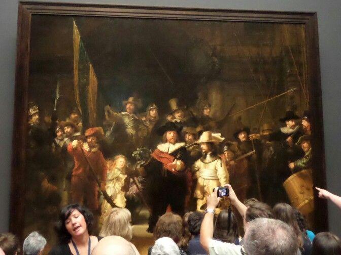 Rijksmuseum  Nachtwacht