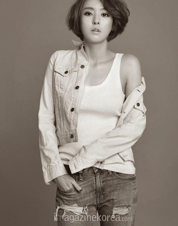 Lee Da Hee | Lee Da Hee - Esquire January 2014 | Beautiful Korean Artists