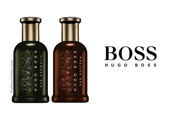 63fe3b4c16 Perfume and fragrance release news, Boss Oud Saffron & Boss Oud Aromatic  New Hugo Boss Perfumes! #perfumehugo